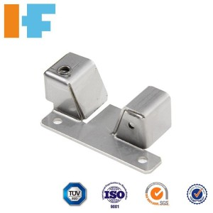 free sample China Supplier Customized Sheet Metal Stamping Parts