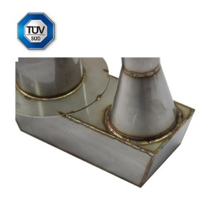 Factory Price Stainless Steel Stamping Bending Welding Service