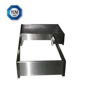 Low price OEM ODM sheet metal factory supply laser welding laser cutting service